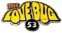 Herbie The Love Bug 53 Under Car 57 Countdown To Millennium Disney Pin Noc