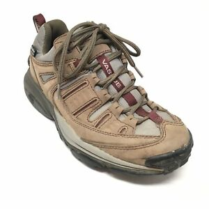 Women-039-s-Vasque-Waterproof-Hiking-Boots-Shoes-Size-7-5M-Brown-Black-Outdoor-S9