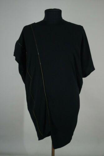 Women's Acne PI AW10 Sleeveless Dress Black Size 3
