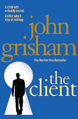 """AS NEW"" Grisham, John, The Client Book"