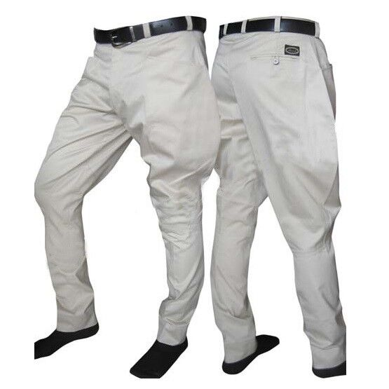 Mens Traditional Jodhpuri Breeches Equestrian Sports Trousers Horse Riding Pants