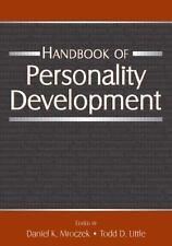 Handbook of Personality Development  Hardcover