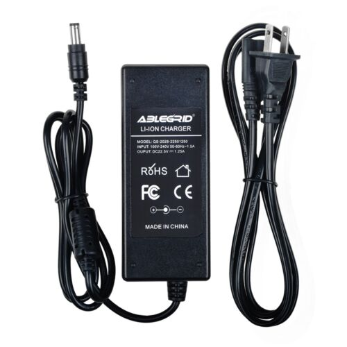 AC Adapter Battery Charger for iRobot Roomba 620 761 595 585 Power Supply Cord