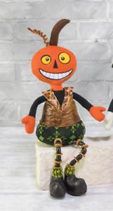 Pumpkin Doll trick or treat Halloween decoration or wreathcraft hh1818508