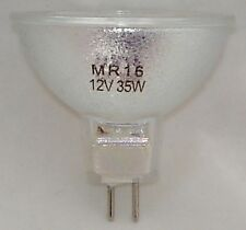 10 pcs. MR16 12V 35W FMW Flood Wide Beam Halogen Light Bulb