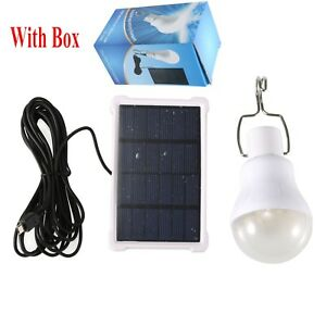 Home-Bulb-Outdoor-amp-Indoor-Solar-Powered-LED-Lighting-System-Solar-Light