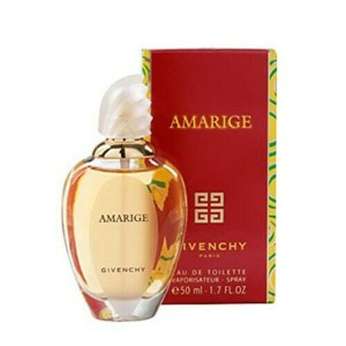 Amarige Perfume by Givenchy Eau De Toilette Spray for Women 3.3 oz/100 ml NEW