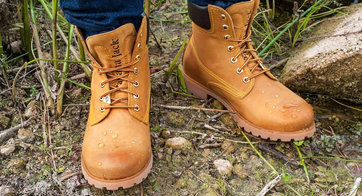 Panama Jack Original Original Original Mens Napa Vintage Stiefel 750596