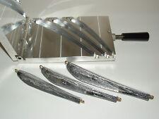 Saltwater Cod Jig mold 8,12,16oz CNC Aluminum