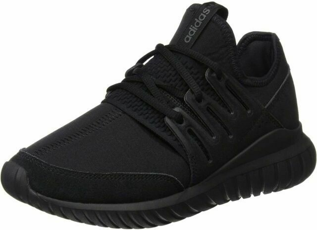 Size 10 - adidas Tubular Radial Core Black - S80115 for sale ...