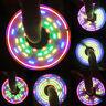 Rainbow LED Light Change Hand Spinner Tri Fidget EDC Toy Focus ADHD Autism ES