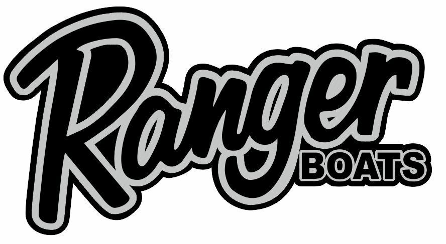 Large 16 Quot Boat Carpet Graphic Black Ranger For Bass