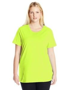8ed67c43e533b Details about Just My Size Women s Plus-Size Short Sleeve Crewneck T-Shirt  JMS Tee