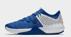 timeless design d070e 176d4 Details about Nike Jordan Express 897988400 Mens Halfshoes UK Size 7 Royal  blue/White (26)