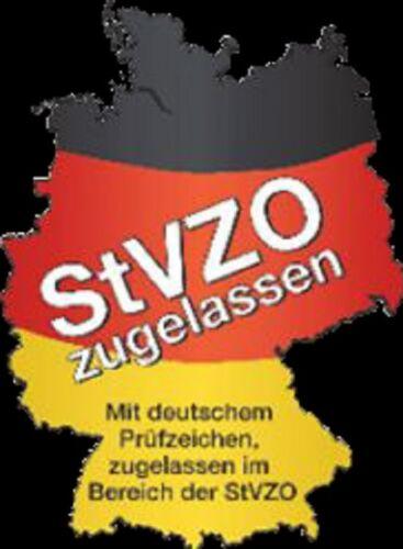 Rayons Réflecteurs 40048 2 pièces clipbefestigung avec allemand marque KBA