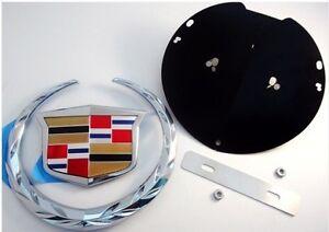 Cadillac E/&G Grille Emblem MOUNTING KIT!!