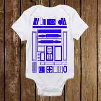 Star Wars R2 D2 Infant/newborn To 24 Months Onesies Funny Unisex Baby Clothes