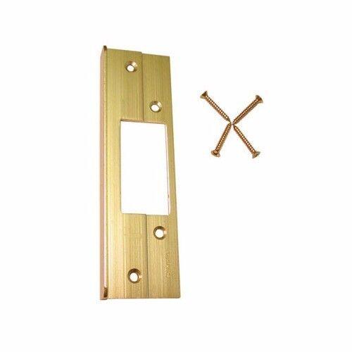 Brass Barton 20536454 Guard-A-Latch Door Reinforcer