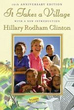 It Takes a Village, Tenth Anniversary Edition - Acceptable - Clinton, Hillary Ro