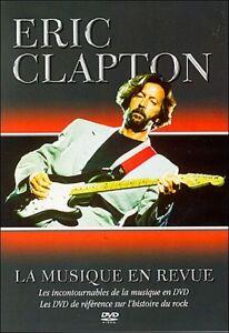 Eric-Clapton-La-musique-en-revue-DVD-Neuf-VOST