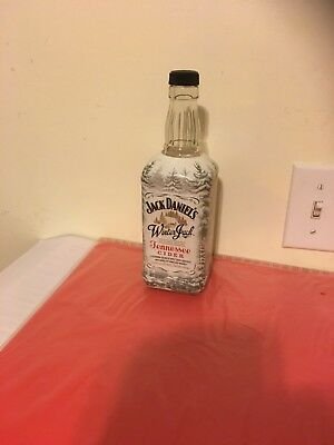 Jack Daniels Winter Jack Tennessee Cider 750 ml Leere Flasche | eBay