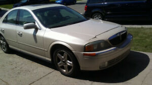 Lincoln I.S 2002 for Sale