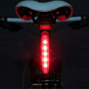 Cycling-Bicycle-Super-Bright-Red-5-LED-Rear-Tail-Light-Bike-Lamp-4-modes-re