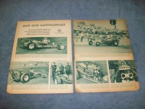 1961-Curry-amp-Hopkins-FED-Dragster-Vintage-Article-034-Hot-Rod-Laboratory-034