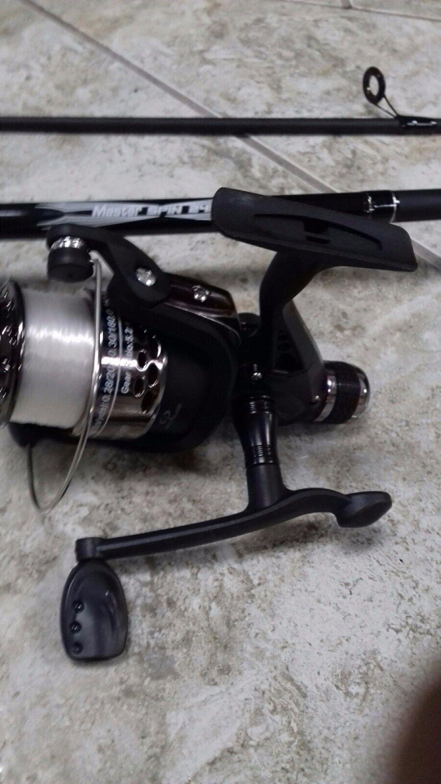 Lure fishing rod & reel Combo