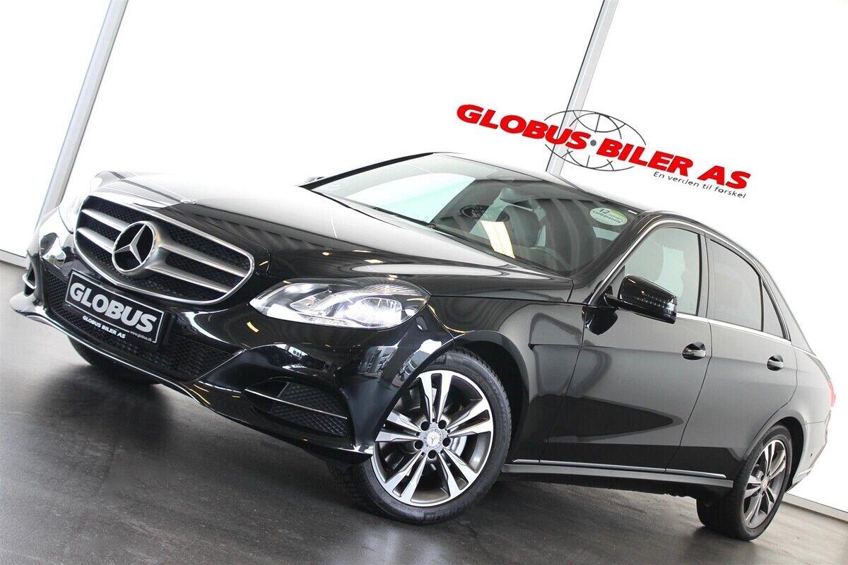 Mercedes E350 3,0 BlueTEC Avantgarde aut. 4-M 4d - 399.900 kr.