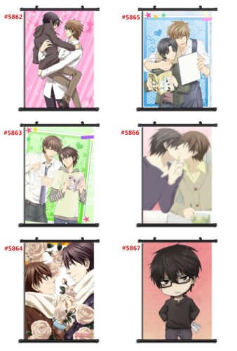 "Anime Sekai ichi Hatsukoi manga Wall Scroll Poster cosplay8/""x11/"""