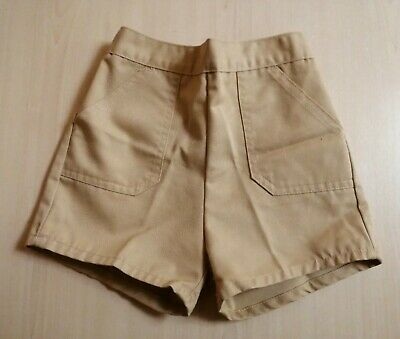 Amichevole Vintage Anni 1970 Bhs Marrone Pantaloncini Ragazzi Età 3-4-mostra Il Titolo Originale