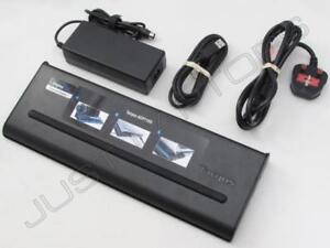 Targus-Universal-USB-3-0-DV-estacion-de-acoplamiento-con-Potencia-Inc-PSU-ACP71EUZ