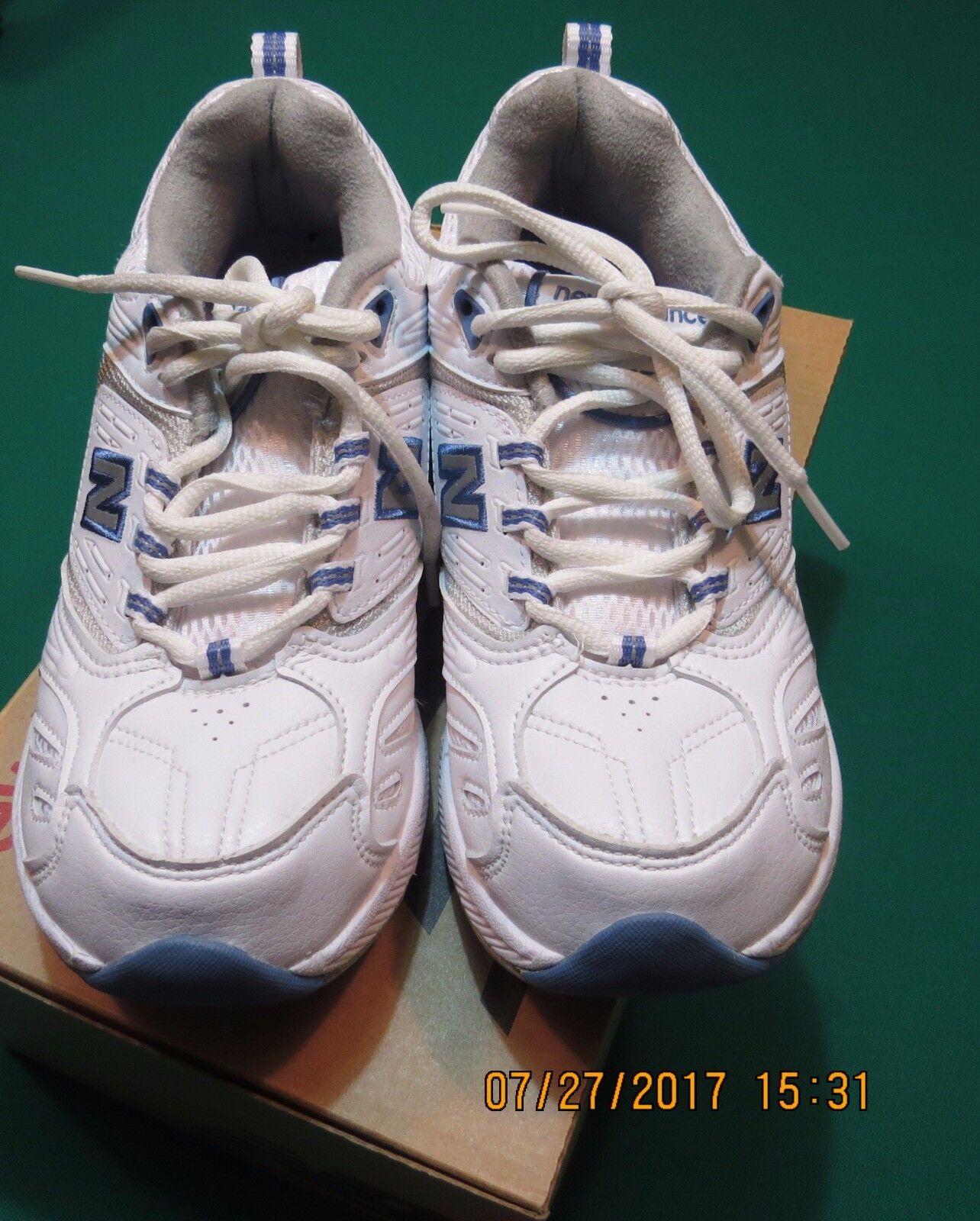New Balance 845 Susan G Komen Breast Cancer shoes White 7 2A Narrow Abzorb