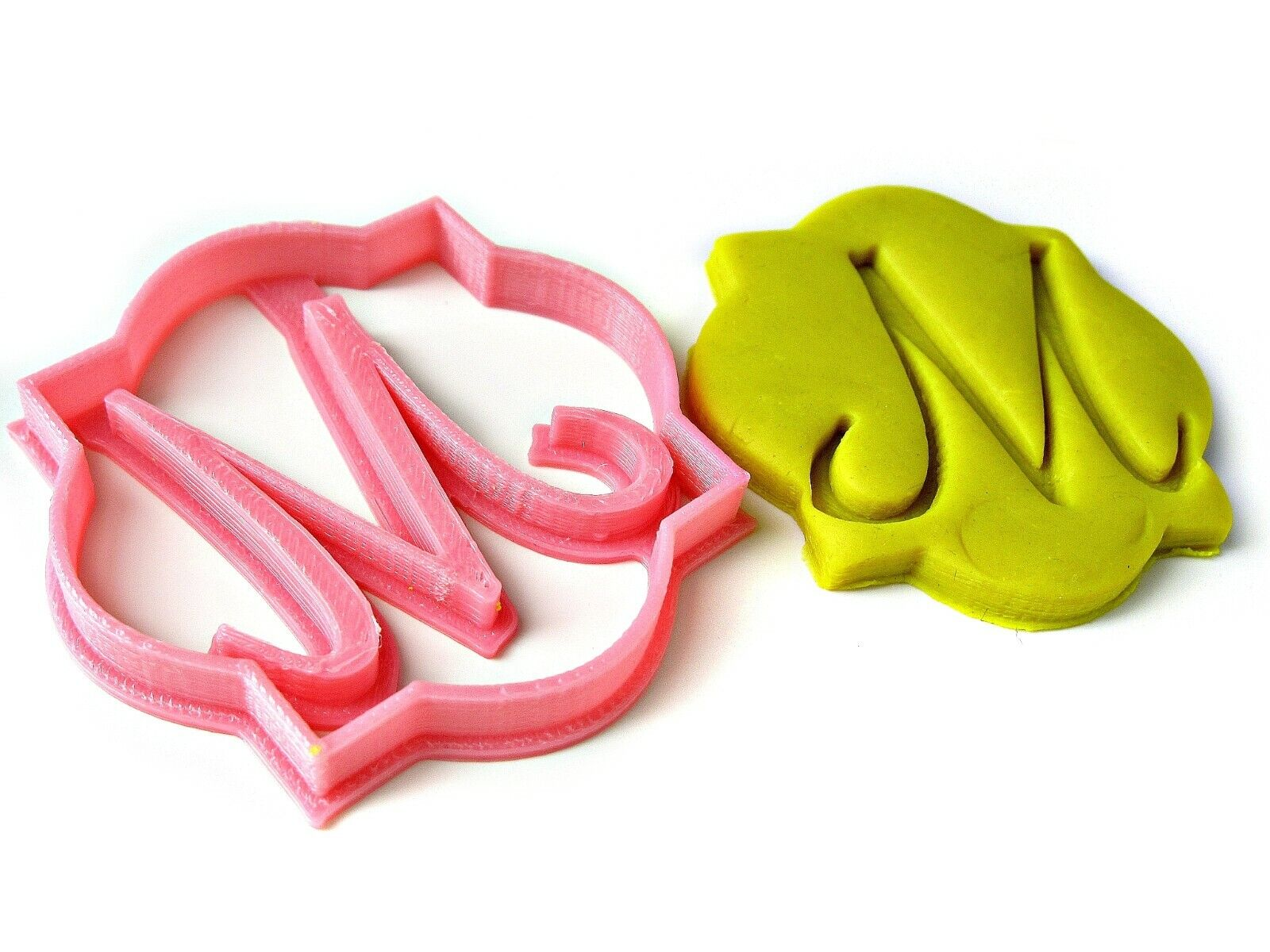 Basketball personalized custom Cookie Cutter Pls leave text in note