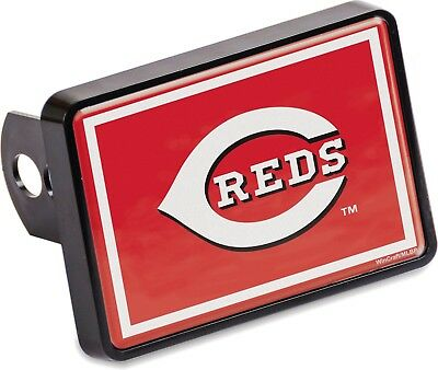 2019 Nuovo Stile Cincinnati Reds Universale Hitch Cover Colore Paraurti Rimorchio Auto Berretto