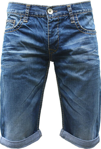 Cipo /& Baxx Jeans Shorts Capri c-0088