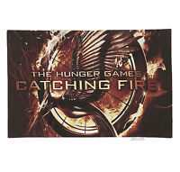 The Hunger Games: Catching Fire Mockingjay Logo Pillowcase Case District 12 Neca