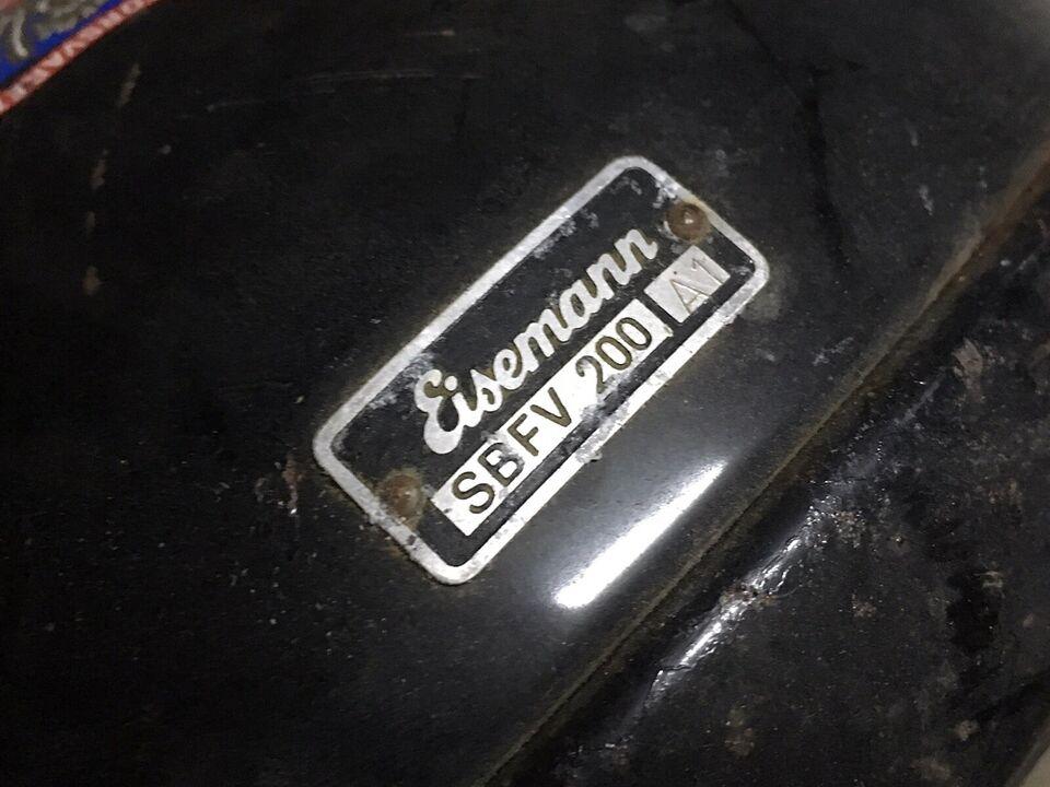 Projektør, Eisemann