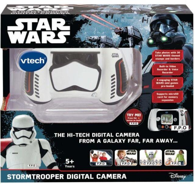 NEW Stormtrooper Digital Camera from Mr Toys