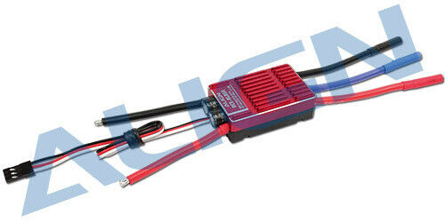 Align RCE-BL80X Brushless ESC para 500X - 500L HES80X01
