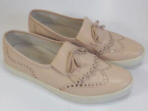GABOR-Comfort-Leder-Schuhe-Slipper-Loafers-Slip-Ons-NEU-99-95