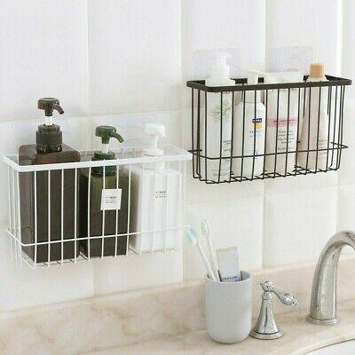 Wire Shelf Basket Bin Storage Rack