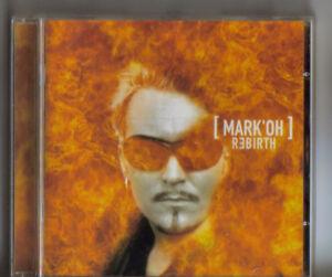 Album: MARK'OH - REBIRTH - Recklinghausen, Deutschland - Album: MARK'OH - REBIRTH - Recklinghausen, Deutschland