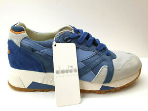 50 Heritage Blue N9000hssw171870 Sneakers dutch Sottocosto Uomo Diadora nFpCz0z