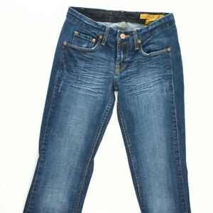 Seven-7-Gold-Digger-Power-Jeans-Womens-Size-26-VGUC