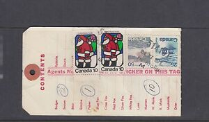 Landscape Issue Dominion Fur Sales 1973 parcel $.95 Canada cover