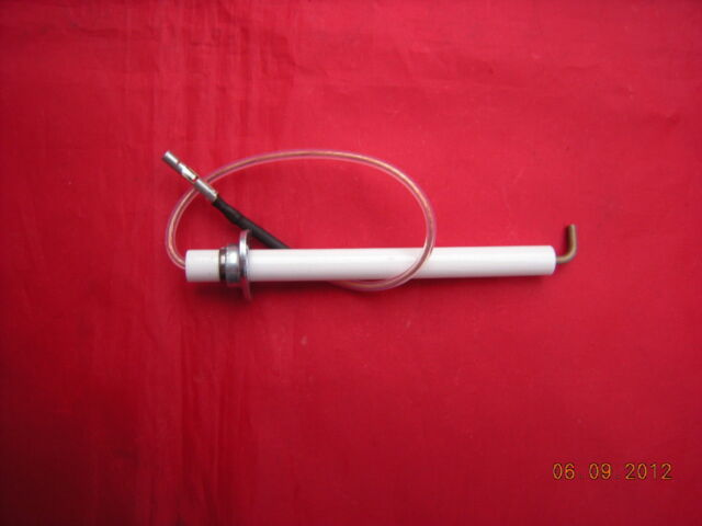 Ideal Mini S24 & S28 Étincelle D'Allumage Électrode Sonde Droit & Câble 172532