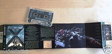 IRON MAIDEN - The X factor MC RARE 1'ST UK PRESS 1995