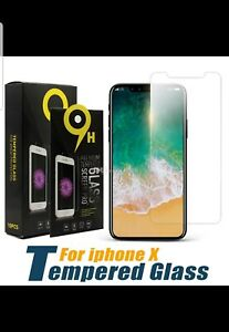 9H-Premium-Tempered-Glass-Screen-Pro-For-iPhone-X-3pcs